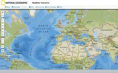 MapMaker Interactive: crea gratis mapas temáticos interactivos