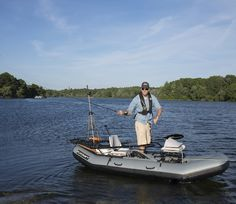 Review of the Flycraft from Kayak Angler Magazine.  Includes a full writeup as well as a video.