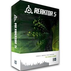 REAKTOR 5.7 opens a universe of sound. It's a deep and powerful modular studio that sets no restrictions on creativity. More than 70 unique synthesizers, sound generators, grooveboxes, sequencers and effects are at your fingertips, with 3000+ more freely available in the Online User Library.