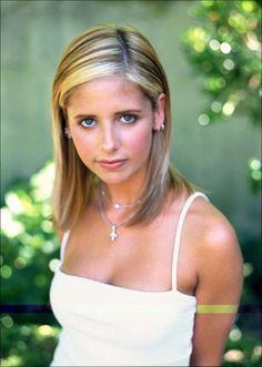 "Buffy the Vampire Slayer S3 Sarah Michelle Gellar as ""Buffy Summers"""