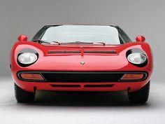 Bertone, Lamborghini Miura SV, 1971. Via rm auctions. Sold for $2,310,000