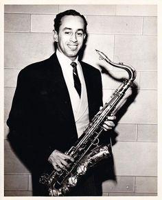 Paul Gonsalves famous jazz musician of Cape Verde #TeamCapeVerdean #TeamFunana