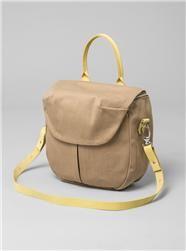 Couverture and The Garbstore - Womens - Ellen Truijen - Buttercup Medium Cotton Bag