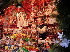 ドレスデンのクリスマスマーケット(ドイツ)