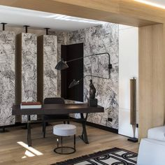 Apartment in Lyon by Claude Cartier Studio