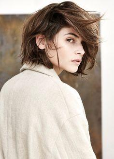 Coupes de cheveux, Mango, H&M... - Tendances de Mode