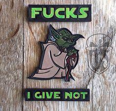 Yoda Morale Patch