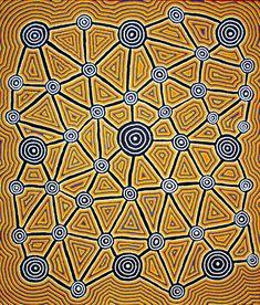 aboriginal art, australian art, Arts d' Australie Stephane Jacob presents a wide selection of works by leading aboriginal and western australian contemporary artists Indigenous Australian Art, Indigenous Art, Australian Aboriginals, Aboriginal Dot Painting, Art Du Monde, Classroom Art Projects, Art Premier, Mini Canvas Art, Tribal Patterns