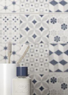 Paint ceramic tiles Marazzi_7063