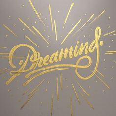 An Inspiring Hand Lettering Collection by Ricardo Gonzalez