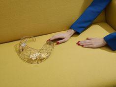 Metz Racine Still Life Photography Salt Jewellery