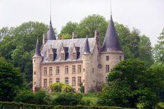 Château des Plantais - Le Donjon, Allier