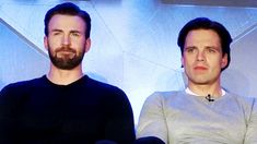 Sebastian ⭐ Stan  & Chris Evans