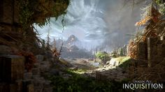 Landscape Scenery - Dragon Age inquisition gaming games images pictures screenshots GameScapes VistaLore daily pics beauty imagination Fantasy concept digital art