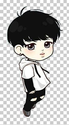 Bts chibi drawing fan art k-pop, chibi png clipart Bts Chibi, Anime Chibi, Chibi Eyes, Chibi Hair, Anime Character Drawing, Character Illustration, Bts Drawings, Cartoon Drawings, Rainbow Cartoon