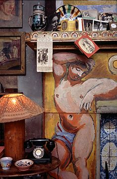 NOW AND THEN: Inspired by the Bloomsbury Group « Decor Arts Now