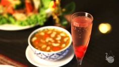 Virgin cherry bomb @ the ivory restaurant Bangkok Hotel, Thai Style, Photo Galleries, Cherry, Ivory, Restaurant, Food, Thai Decor, Diner Restaurant