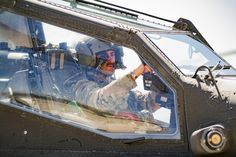 Apache Jalalabad Cockpit