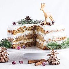 Noch ne Torte für Weihnachten gesucht? Diese gesunde Apfel-Weihnachtstorte gab es letztes Jahr bei uns. So lecker! Rezept bereits auf dem Blog! - - - - - Let's get festive! Maybe this apple cake is something for your coffee table on Christmas Eve? Recipe already on the blog! - - - - - #christmas #weihnachten #christmascake #torte #weihnachtsbäckerei #weihnachtstorte #apfelkuchen #feedfeed #maraswunderland #foodphotography #foodstyling #foodporn #applecake #festlich #healthy #gesund…