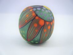 Moogin beads Lampwork / glass BIG focal bead set - SRA