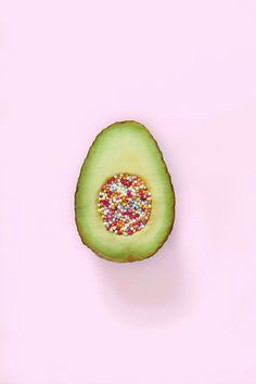 sprinkle avocado