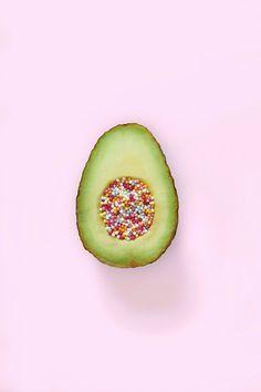 sprinkle avocado