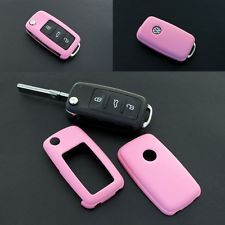 pink key remote cover