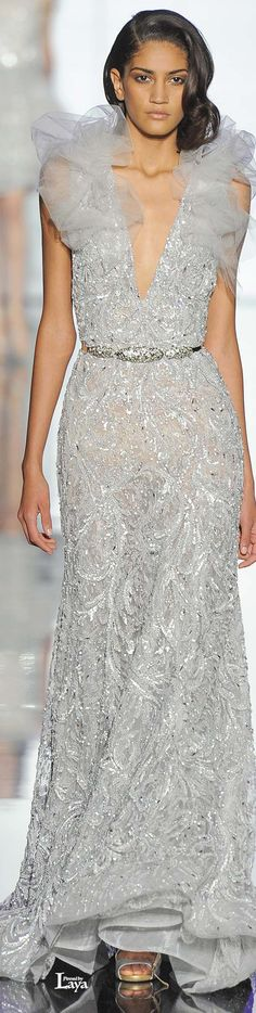 Zuhair Murad* Spring 2015 Couture