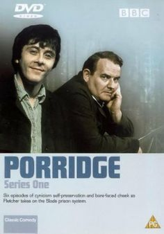 Porridge (TV Series 1974–1977) Richard Beckinsale and Ronnie Barker