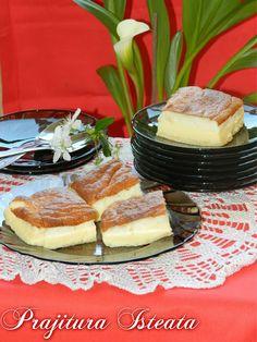 Prajitura isteata Dukan Tiramisu, Snacks, Ethnic Recipes, Desserts, Food, Dukan Diet, Deserts, Dessert, Meals