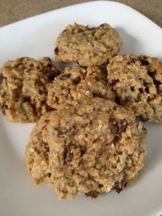 Lactation cookies. Omit eggs, double flaxseed and water, add almond extract and coconut flakes