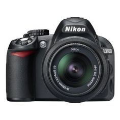 Wanting! Nikon D3100 w/ 1080p video, 18-55mm lens. Tax refund???? Maybe?