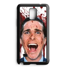 Christian Bale American Psycho Movie Samsung Galaxy Note 5 Edge Case