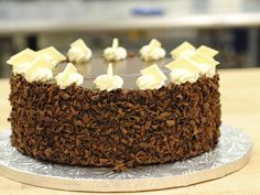 Behind the Scenes: The Opera Cream Cake at The BonBonerie, Cincinnati | Serious Eats: Sweets