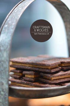 Craftsman & Wolves bakery