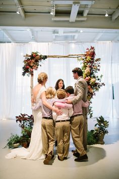 Autumn Inspired Philadelphia wedding  Read more - http://www.stylemepretty.com/pennsylvania-weddings/philadelphia/2014/03/06/autumn-inspired-philadelphia-wedding/