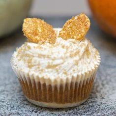 Wonderful Pumpkin Pie Cupcakes