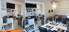 MRV Apartamento Decorado em Franca - SP - Sala de Jantar e Cozinha by mrv.engenharia, via Flickr