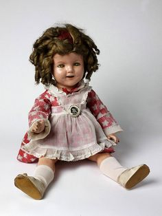 Shirley Temple | Ideal Toy | V Search the Collections
