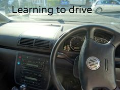 Learning to drive disasters.