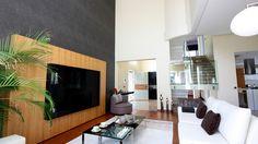 Living room design, lighting & space - Mitre 10
