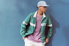 Supreme 2015 Spring/Summer Editorial by 'GRIND' Magazine