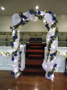 Wedding Arch Idea