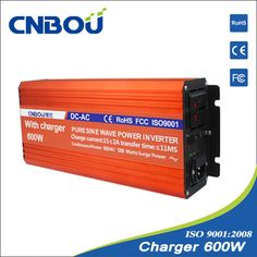 #40A_mppt_solar_charge_controller    http://www.cnbou.com/pure-sine-wave-inverter-with-charger/600w-charger-inverter.html     Modified sine wave inverter can be used in mobile phones, laptops, televisions, camcorders, CD players, various chargers, car refrigerator, game consoles, DVD players, power tools.