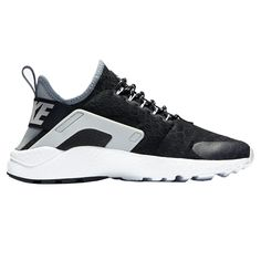 522d919e58cee 10 Black Sneakers That Go with Your Entire Wardrobe - Nike Air Huarache  Ultra SE from