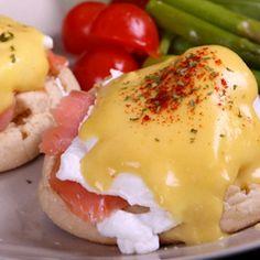 eggs benedict artichokes