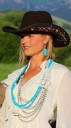 ❤ Cowgirls Country Fashion Brit West