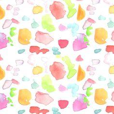 Candy Colors Pattern #pattern