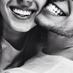 cheesy grins
