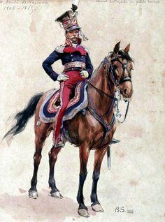 Brigadier General (1812). Fig. B. Gembarzewski.